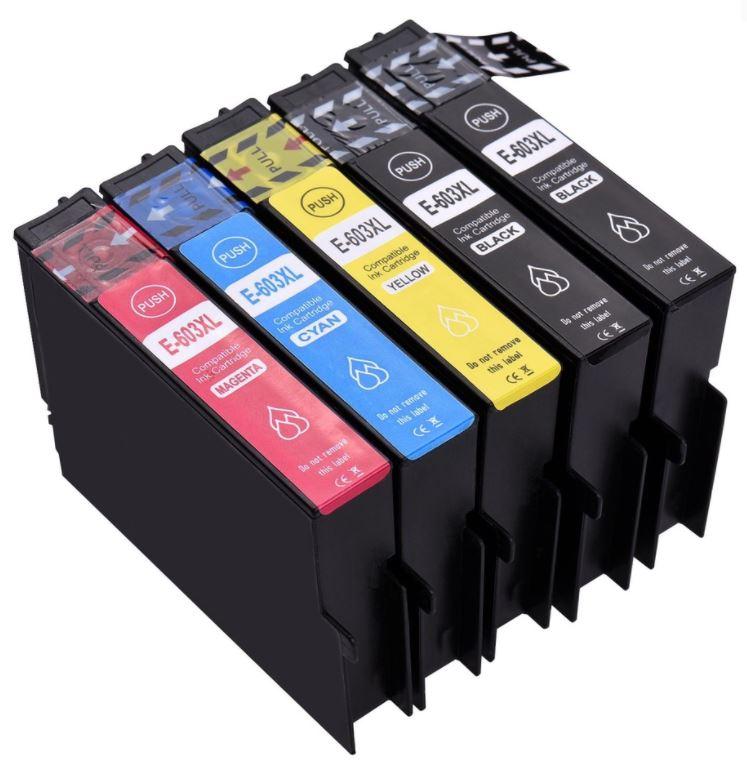 603XL Multipack 5 stuks